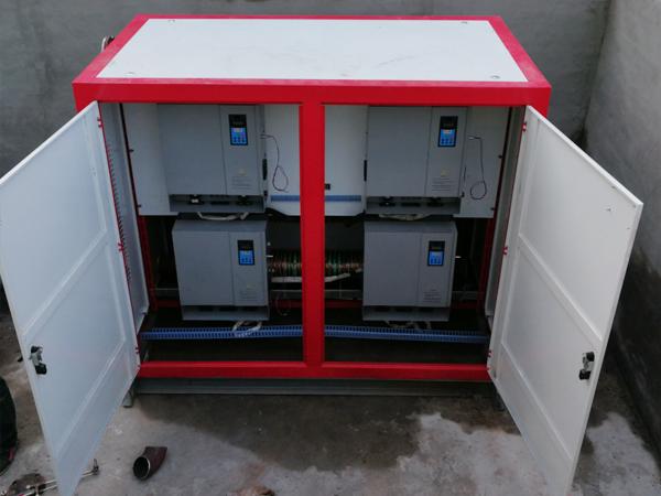 80kw×4组电磁采暖炉